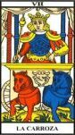 THE CHARIOT MAJOR ARCANA